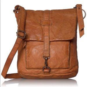 Frye Rubie Leather Crossbody Bag